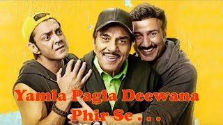 Yamla pagla diwana phir se full movie