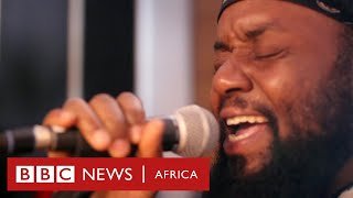 Morgan Heritage on making Africa home and inspiring tomorrow's leaders - BBC Africa / Видео