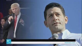 زعيم الجمهوريين في الكونغرس الأمريكي لن يدافع عن ترامب