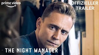 The Night Manager – Offizieller Trailer – Staffel 1 DE | Amazon Prime