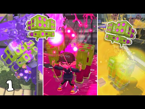 I annoy people with Tenta Missiles (Sploosh Gameplay)   Part 1  