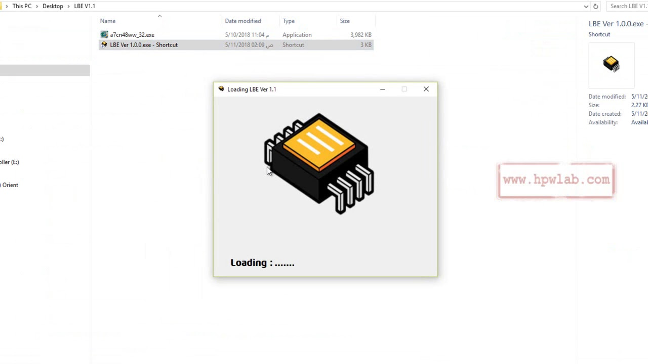 Lenovo Bios Extraction Using LBE Software