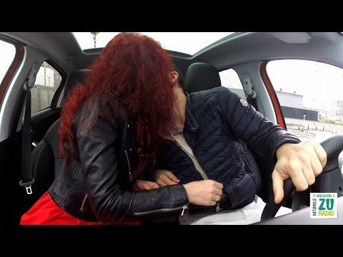 ZUBER pentru ZUper fete - Andreea si Flick in noul Peugeot 208