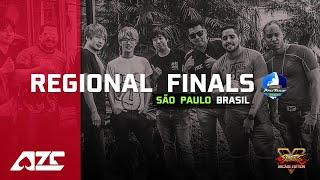 Maxi en Brasil (Final regional de Street fighter V CAPCOM PRO TOUR)