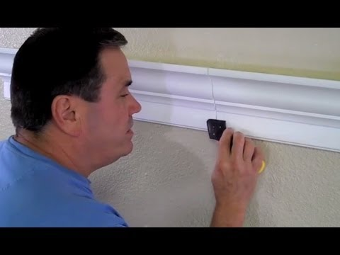 How To Make Good Crown Molding Seams And Joints By