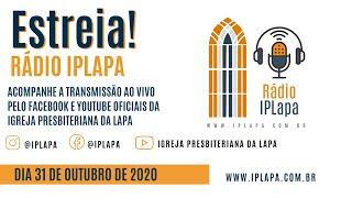 Estréia Rádio IPLapa!