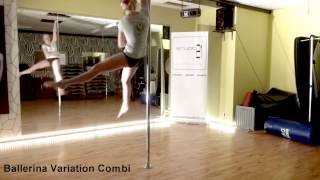 Pole Dance Combinations - Inspiration Video Vol. 2
