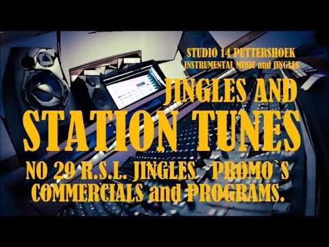 Sport Radio RSL Jingle pakket