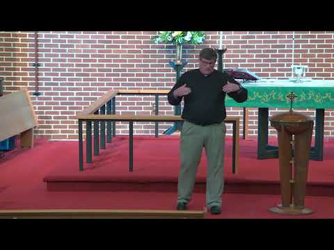 Pisgah Sunday Sermon - Bread of Life - 8/1/2021
