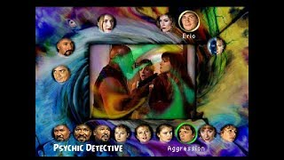 Psychic Detective PS1 Playthrough - Trippy Full Motion Video Awesomeness