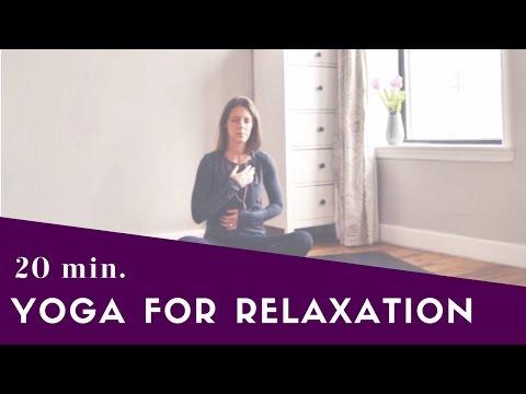 Christian Yoga Deep Stretching & Relaxation: 20 mins.