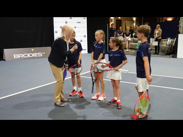 Tennis Scotland under 11s: Brodies Tennis Invitational 2019