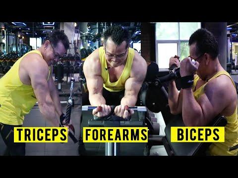 Panduan Lengkap Latihan Otot Lengan