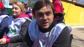 """Благотворительный забег """"Спорт во благо"""" собрал в парке больше двухсот омичей"""
