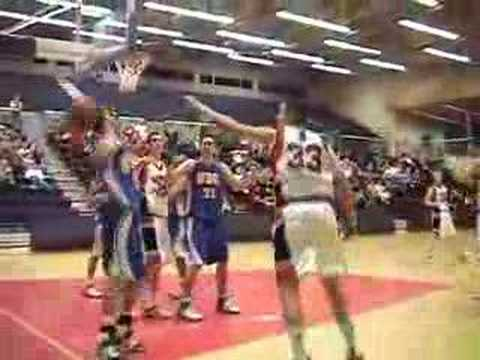 SFU Clan vs. UBC Thunderbirds - Men's Basketball - YouTube