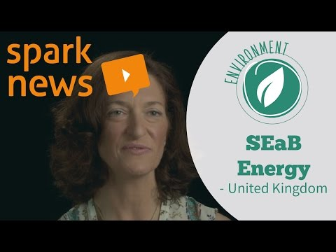 SEaB Energy - creating clean energy and water from onsite organic waste
