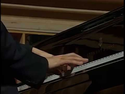 William Youn Performing Fauré, Schumann, Liszt (CIPC 2009)