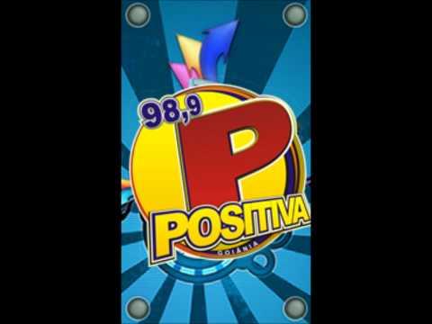 RADIO POSITIVA FM  DE GOIÂNIA