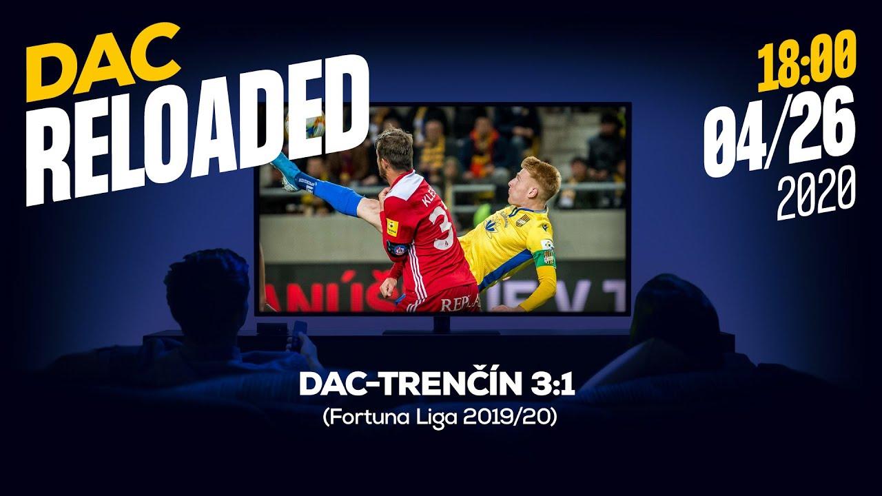 Download FC DAC 1904 - AS TRENČÍN 3:1 (1:1) | 2019.11.09.