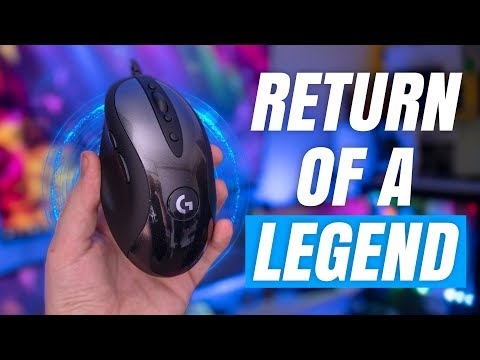 Logitech MX518 Legendary Review - Worth It Today??