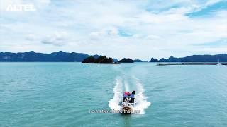 ALTEL 5G Tourism 4K English version