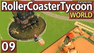 Roller Coaster Tycoon World #9 ENDLICH fertig gemacht!
