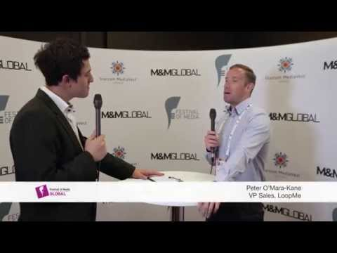 Festival of Media - Emerge Interview with Peter O'Mara-Kane, LoopMe