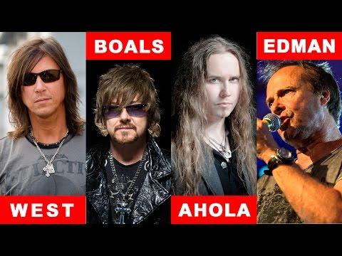 "FORCES UNITED ""Power Subunit"" (Goran Edman, Jarkko Ahola, Mark Boals, John West) Power Metal"