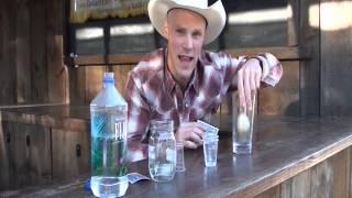 Bullwhip Tricks for Bar Bets