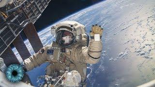 ISS Außeneinsatz - Das haben Astronauten bei Space Walk geborgen!