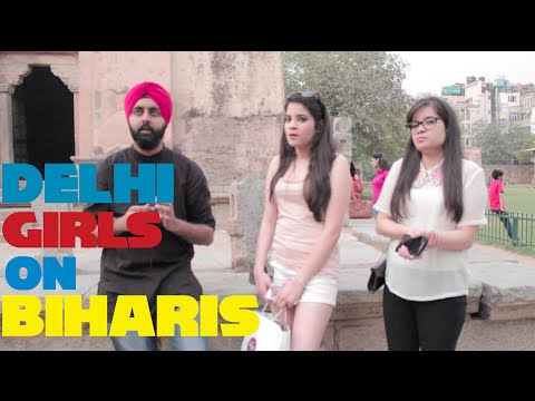 Delhi Girls On Biharis | Brown Street