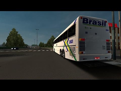 Brasil Mapa V1 De Brasilia-DF São Luís- Maranhão Trans Brasil Ets2