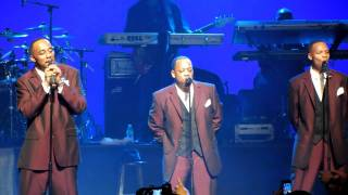New Edition: Jealous Girl & Is This the End - NJPAC Newark, NJ 2/19/12