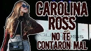 No Te Contaron Mal - Carolina Ross    S