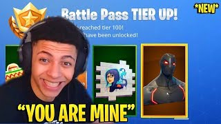 Myth Reacts To The New Season 4 Battle Pass! (NEW DANCES, SKINS, EMOTES...) - Fortnite FUNNY Moments