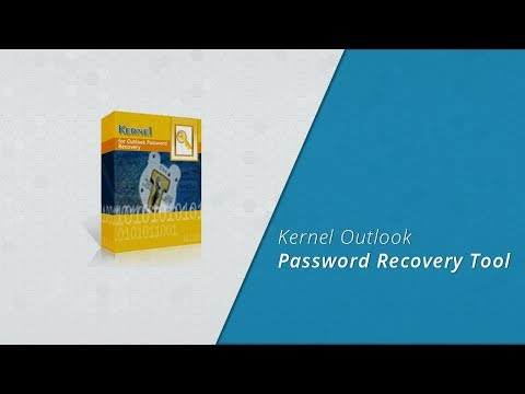 Recover/Remove And Reset Outlook PST File Password Free