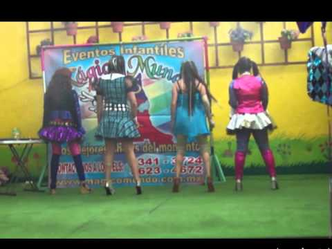 Show Monster High Magico Mundo Videos De Viajes