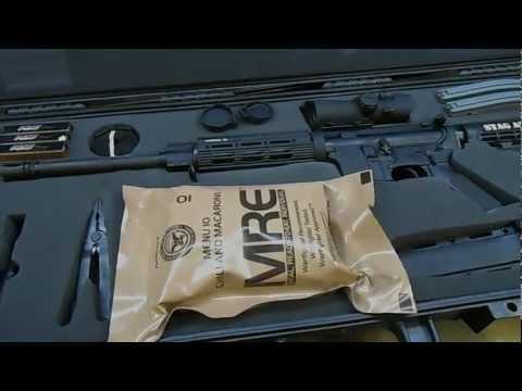 Stag Arms Survival Case