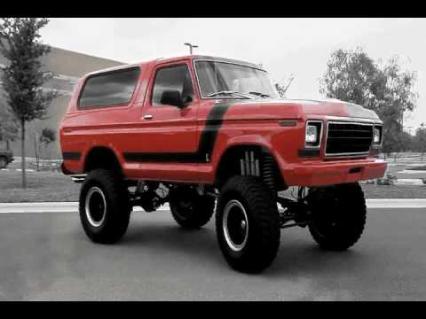 1979 Ford Bronco Build by Truck Toyz Performance - YouTube