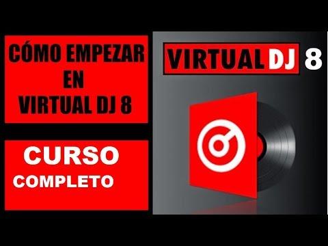 Curso Completo Virtual Dj  - Parte 1