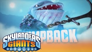 Meet the Skylanders: Thumpback