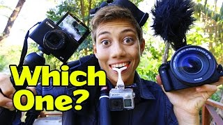 3 Vlogging Cameras To Rule Them All!!!