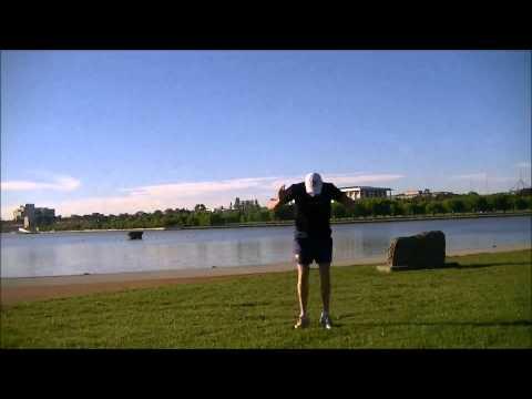 Burpee Challenge 2012 - Day 55