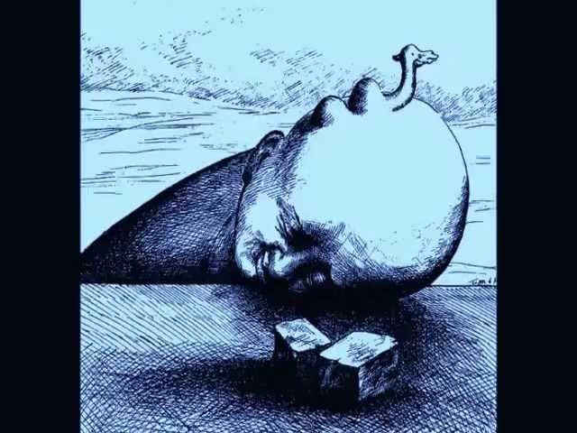 Muscle Memory - Visual Poetry - Roland Topor Tribute