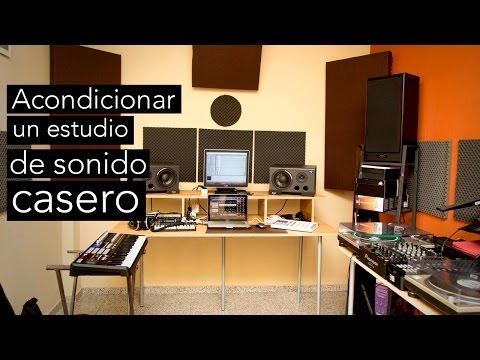 Acondicionar un Home Studio // África Villén // Josh Leunan