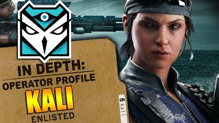 Rainbow Six Siege - In Depth: HOW TO USE KALI - Operator Profile