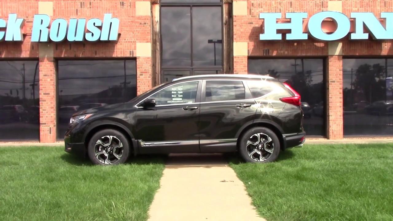 2018 Honda CR V Touring AWD   New SUV For Sale   Medina, Ohio. Rick Roush  Honda
