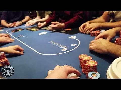Some Random Night in a Las Vegas Poker Room