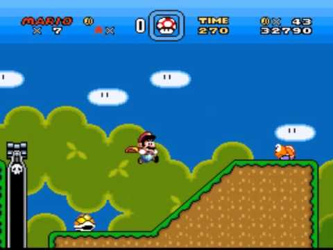 how to make an smw rom hack
