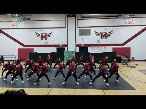 DMCI Melody and Movement 2018: Finest 2017-2018